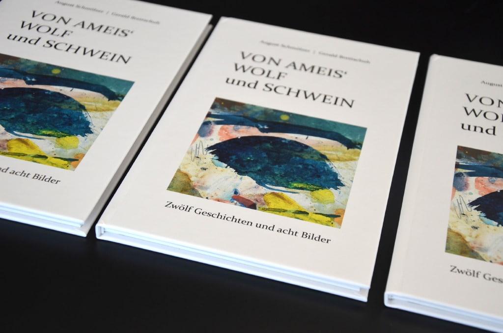 Von Ameis Wolf und Schwein Buch