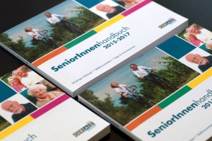 SeniorInnenhandbuch - Editorial Design