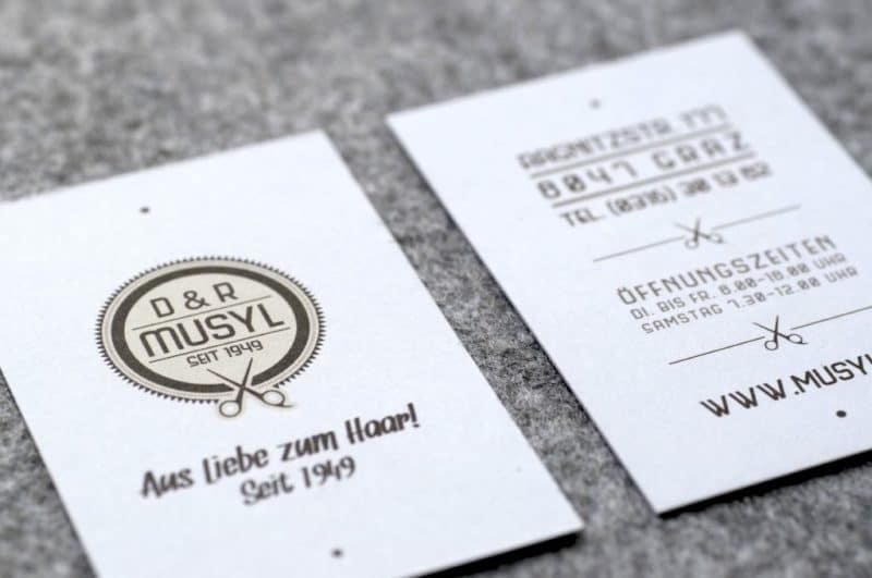 Musyl - Coporate Design