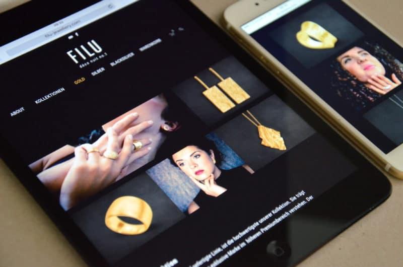 Webdesign by Agenturmorre - Filu
