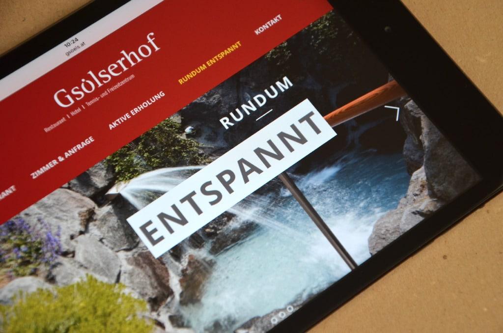 Webdesign by Agenturmorre - Gsölserhof