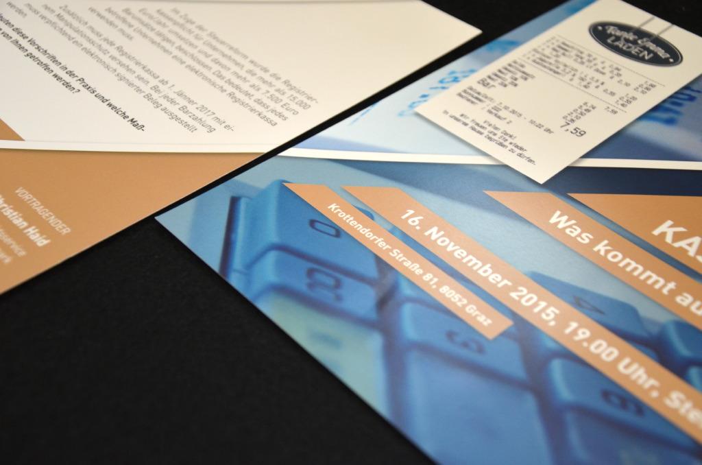 Print Design by Agenturmorre - WKO Steiermark