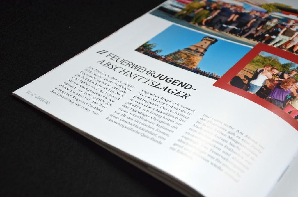 FF Raaba - Editorial Design