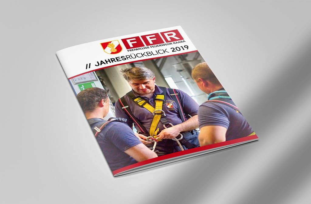Jahresbericht FF Raaba