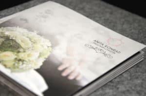 Werbeagentur Morre Folder Anita Konrad