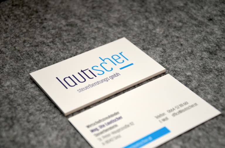 Lautischer - Corporate Design