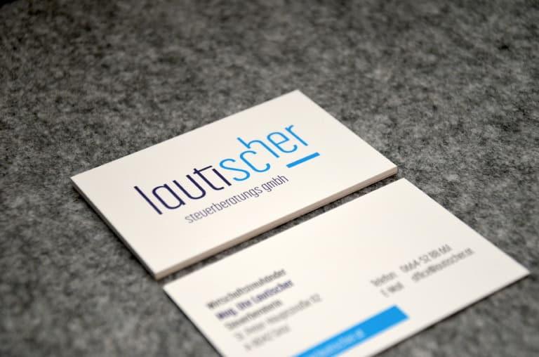 Lautischer - Corporate Design