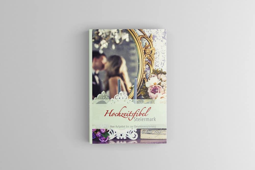 Hochzeitsfibel Steiermark Werbeagentur Morre Graz