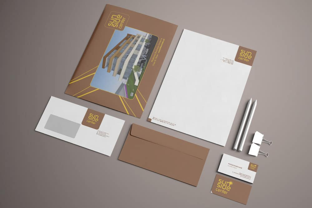 Sunside Center Corporate Design Werbeagentur Graz