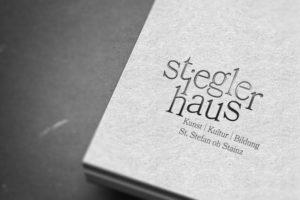Logo Stieglerhaus by Werbeagentur Morre Graz