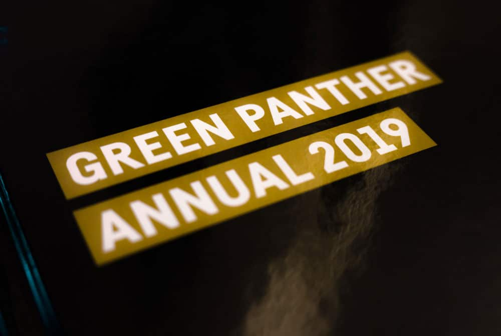 Green Panther Annual 2019