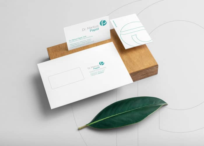 Corporate Design Markus Papst