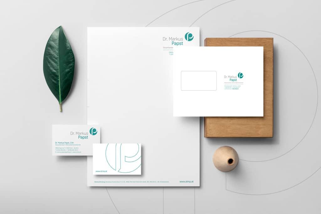 Corporate Design Markus Papst
